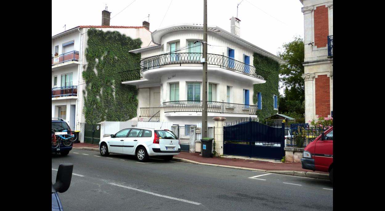 La villa après rénovation