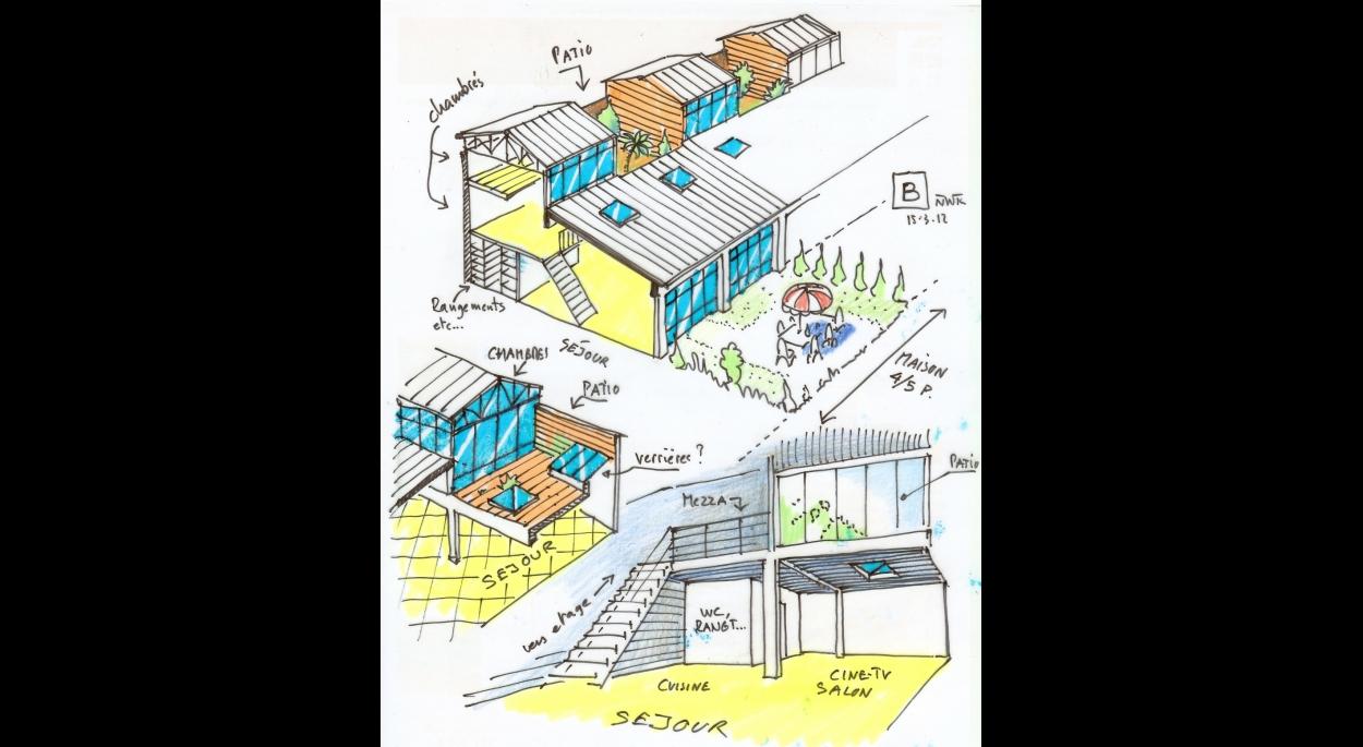 réhabilitation d'usine - étude (95)