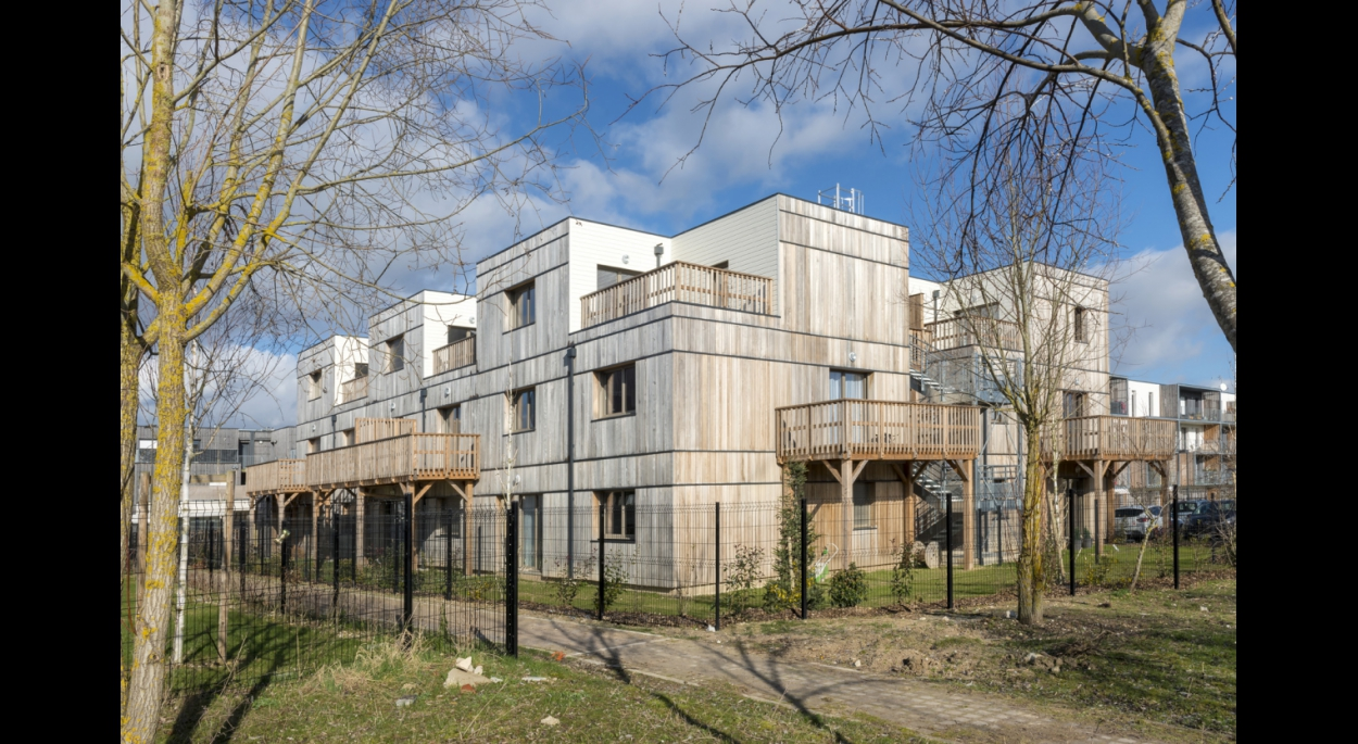 Ordre Des Architectes Amiens les cèdres paul claudel | murmur architecture | amiens
