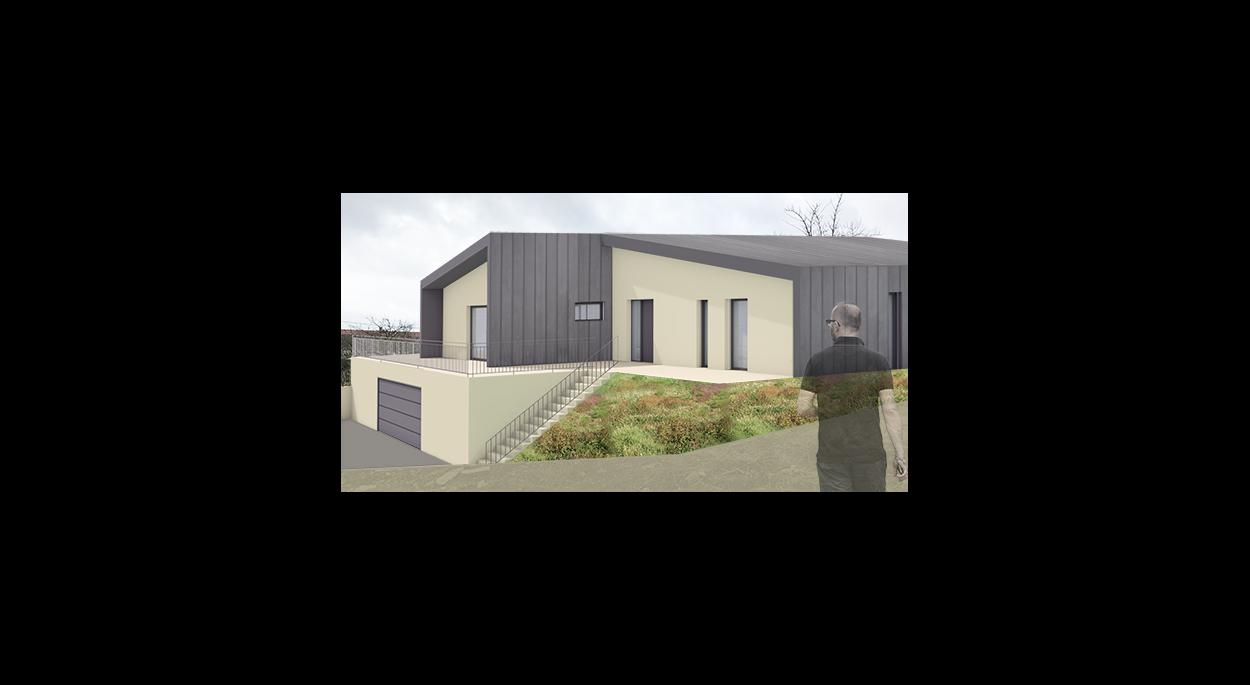 Maison habitation Behonne Benjamin Fedeli Architecte