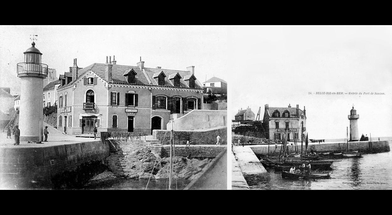 Rénovation hôtel du Phare