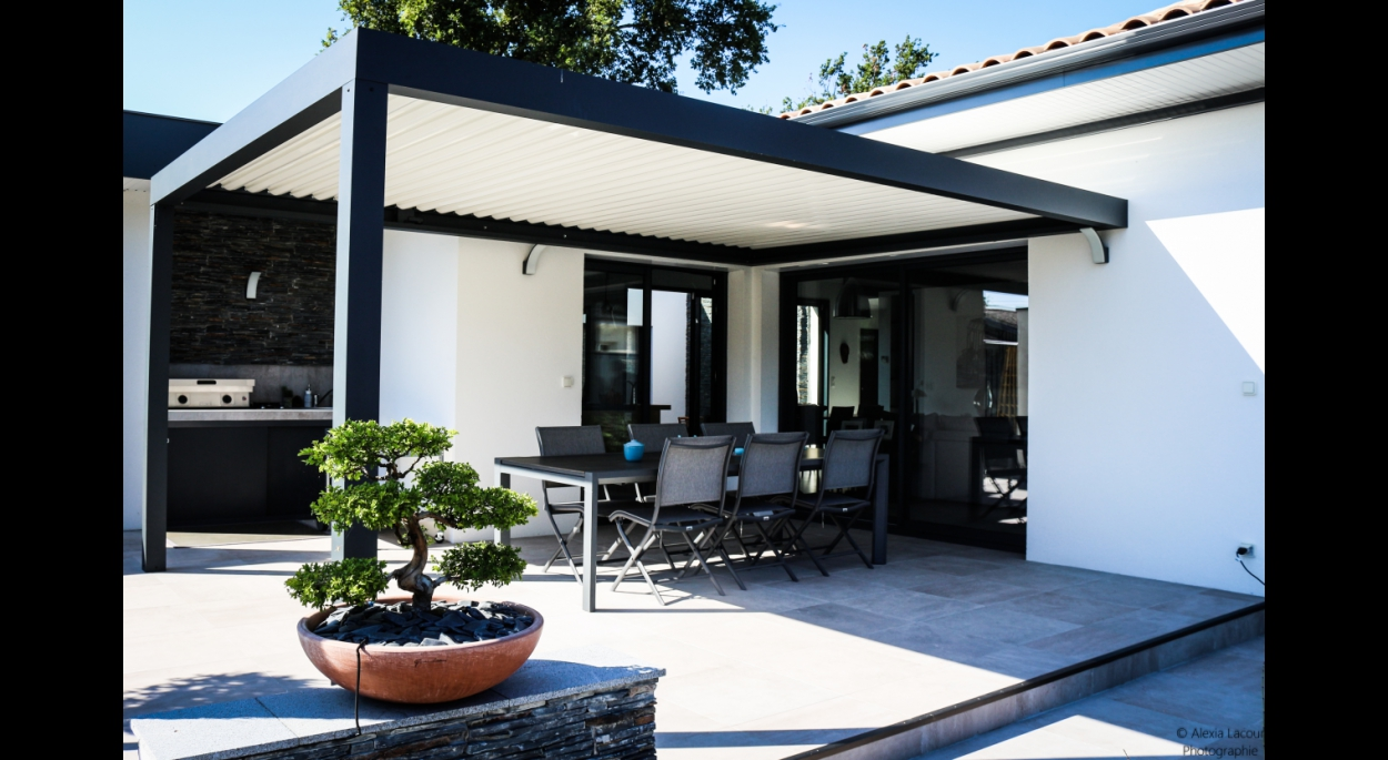 Villa contemporaine Gironde