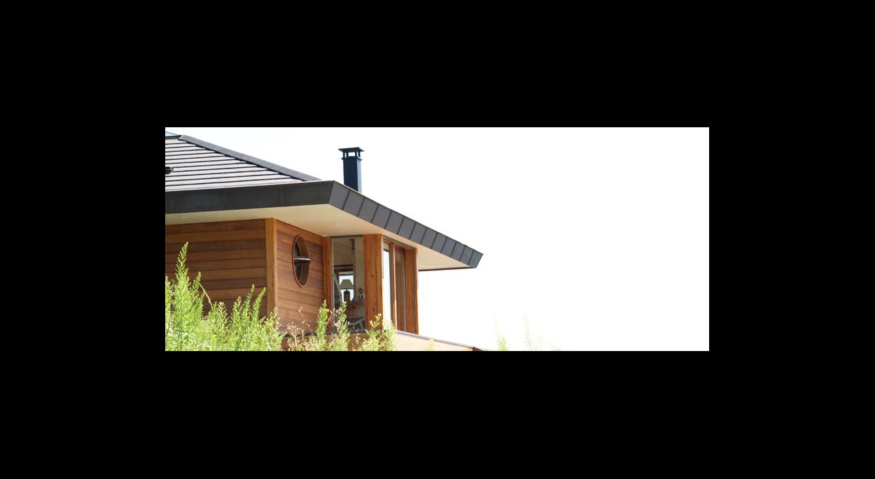 Villa bioclimatique Epagny - Etage