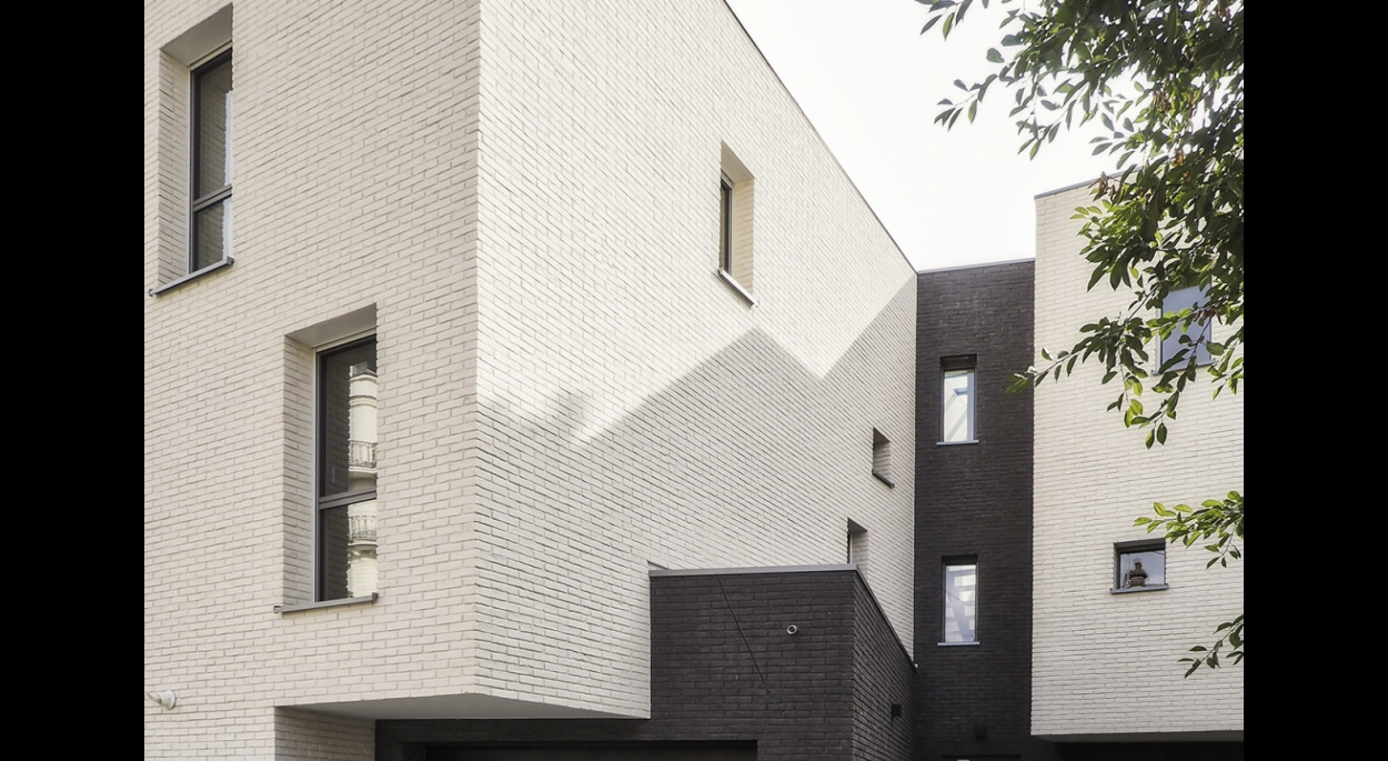Maison contemporaine a Enghien les Bains