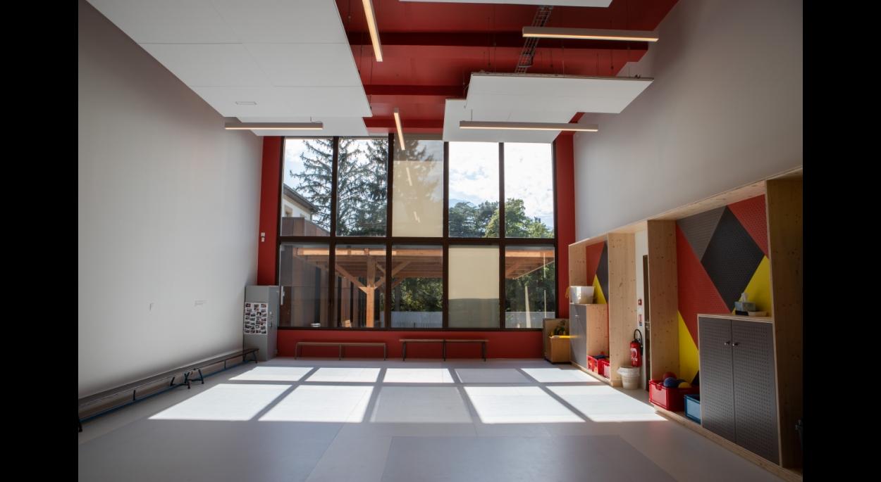 on-architectes_Groupe Scolaire Simone VEIL