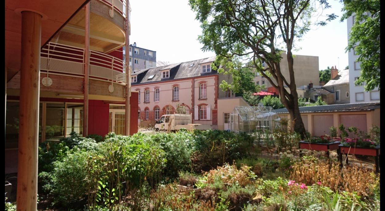 DSA Résidence Bonniere Saint Aldric Ehpad Personnes âgées Construction Modulaire Hors Site