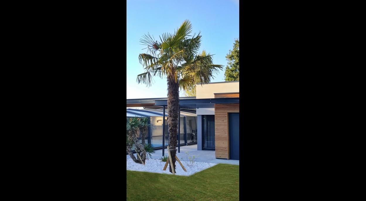 Pool House / Piscine / Espace bien-être F - Détail