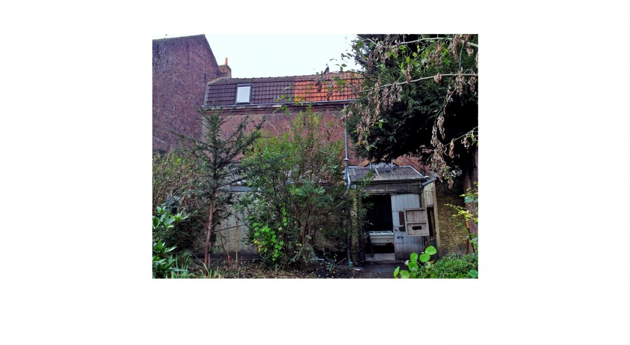 Rénovation de deux maisons de ville à Lille - Etat existant