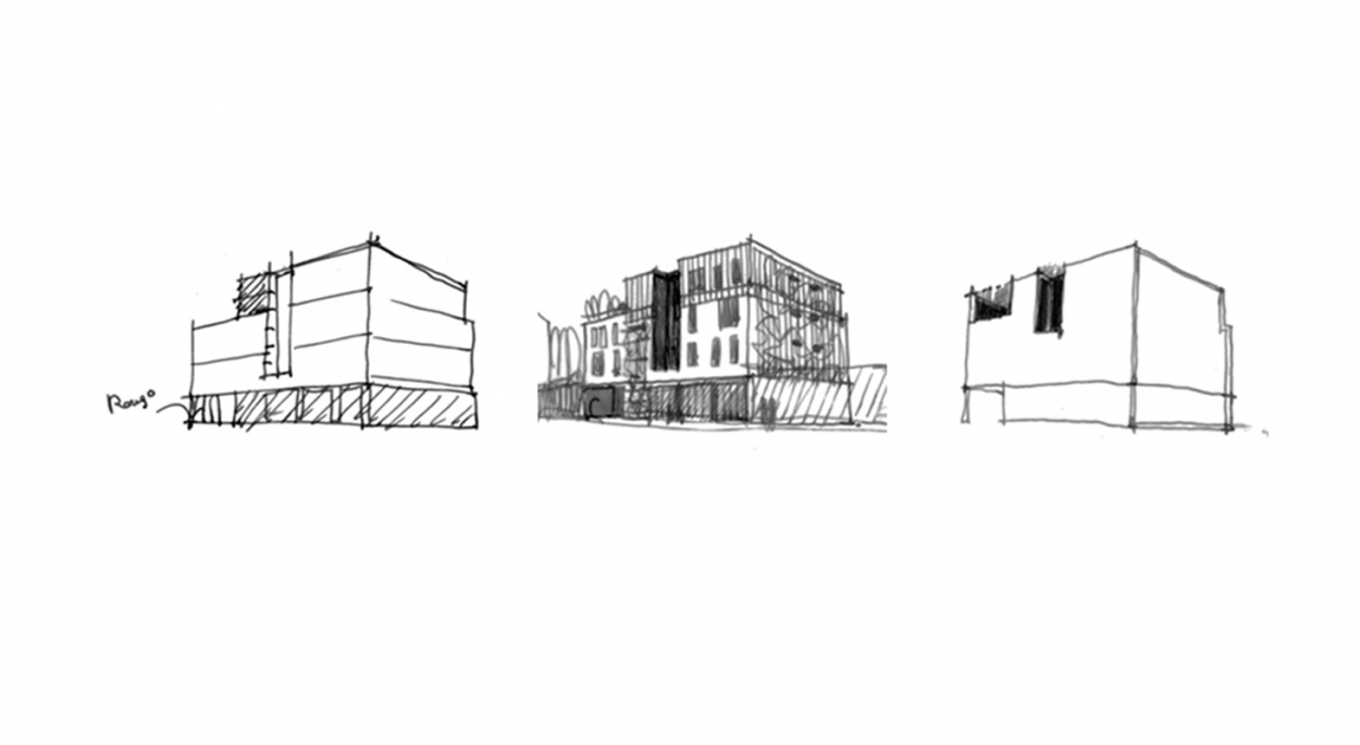 Construction d'un immeuble de 7 logements passifs