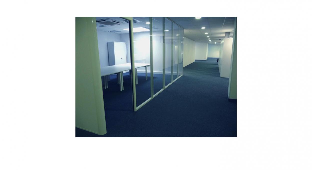 Aménagement de bureaux - Salle de réunion