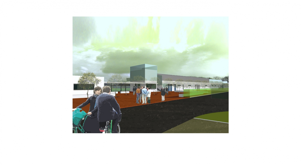 COMPLEXE SPORTIF - Image d'insertion