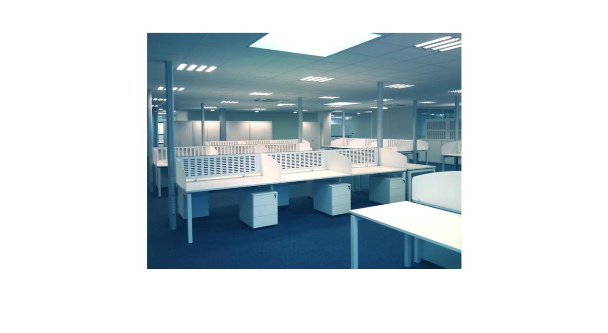 Aménagement de bureaux - Open space - Call center