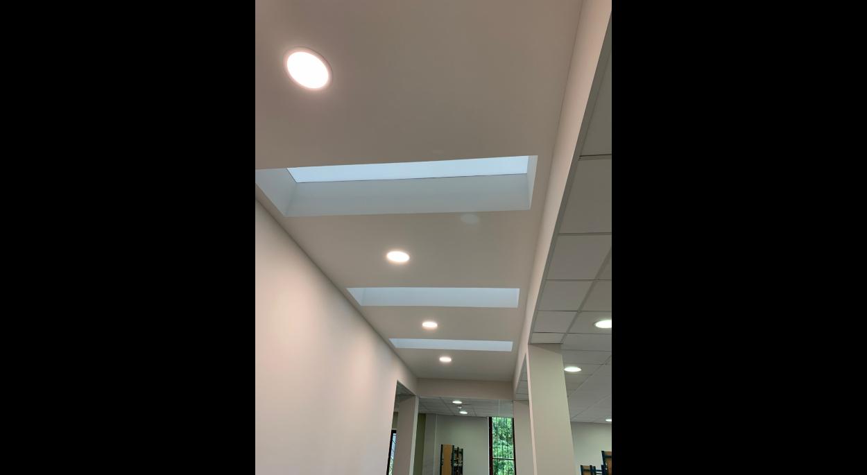 création de puits de lumière- rénovation thermique