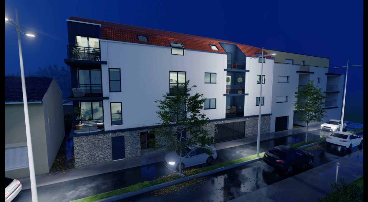 Conception de Logements Collectifs