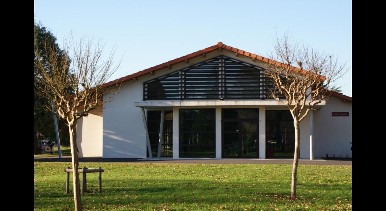 Pôle culturel Tilleul St-Hilaire-de-Chaléons - Sandra Troffigué Architecte Scénographe
