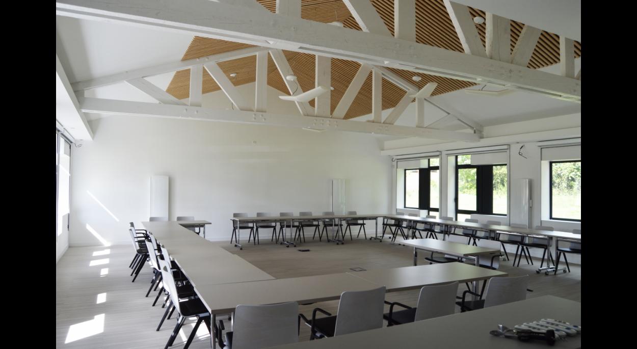 Siège Communauté Communes Pays de Retz - Sandra Troffigué Architecte