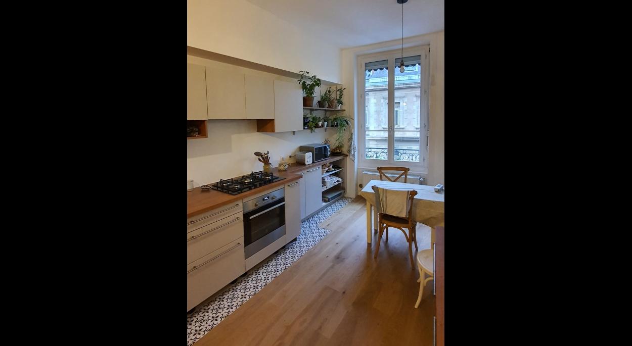La cuisine retrouve son lien avec sa fenêtre