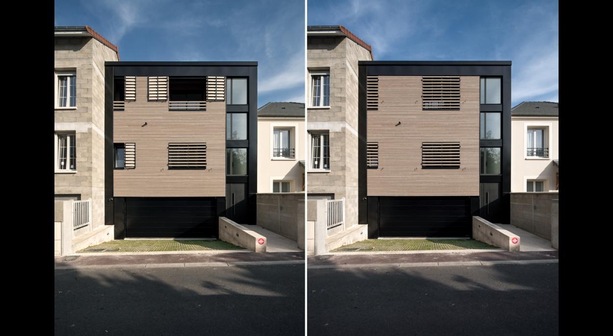 H14 maison bois