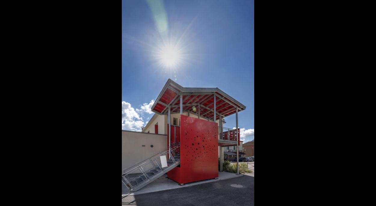 crèche de Saint-André-les-Alpes
