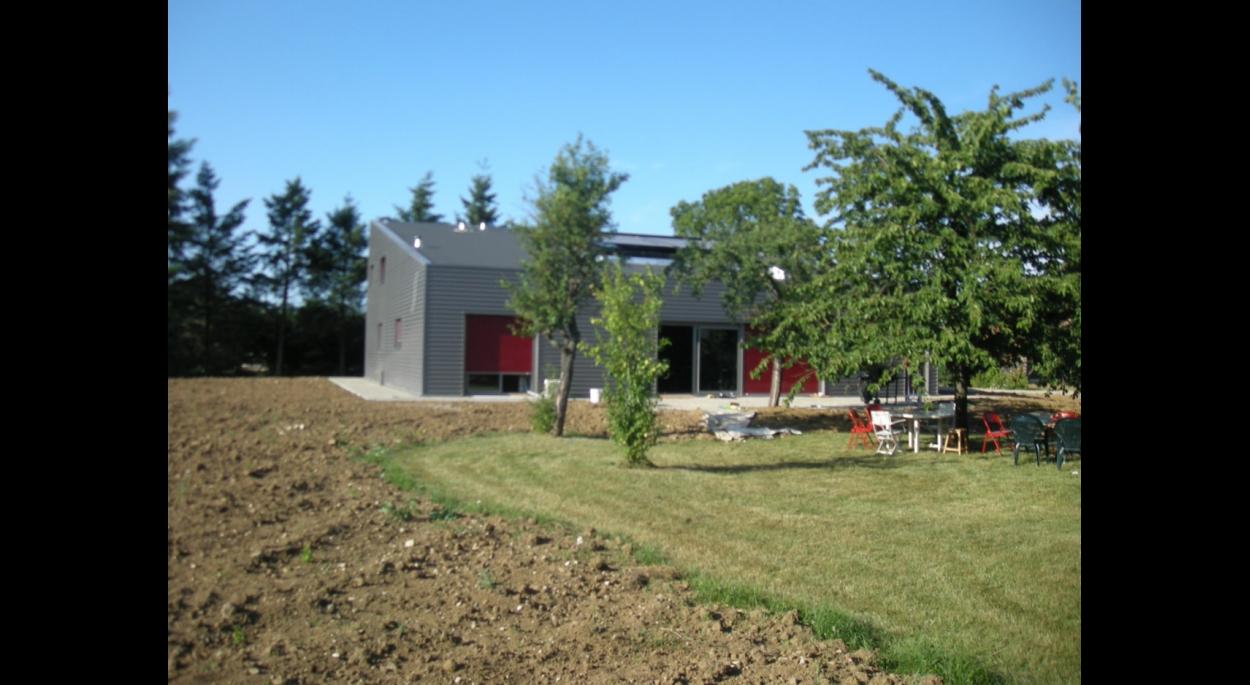 Construction d'une villa individuelle à Ruelisheim