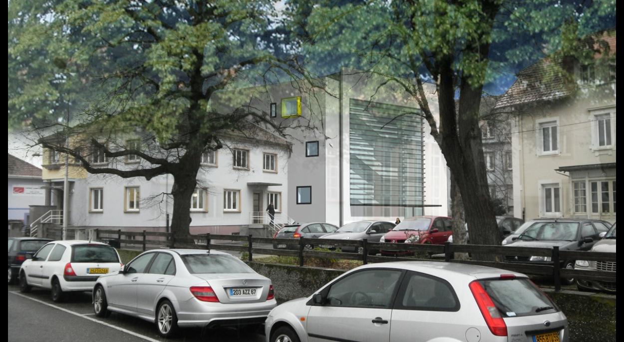 Restructuration, extension et rénovation thermique de la Maison d'Enfants G. Stricker à Illzach (68)