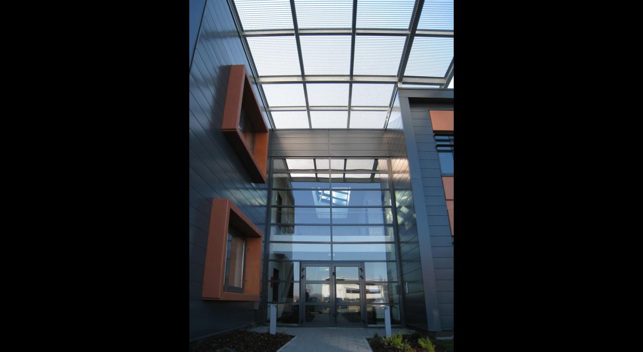 Immeuble de bureaux _ Le Drakkar
