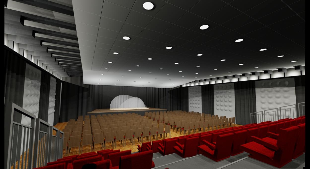 Salle de spectacle de la Halle au Blé - ALTKIRCH (68)