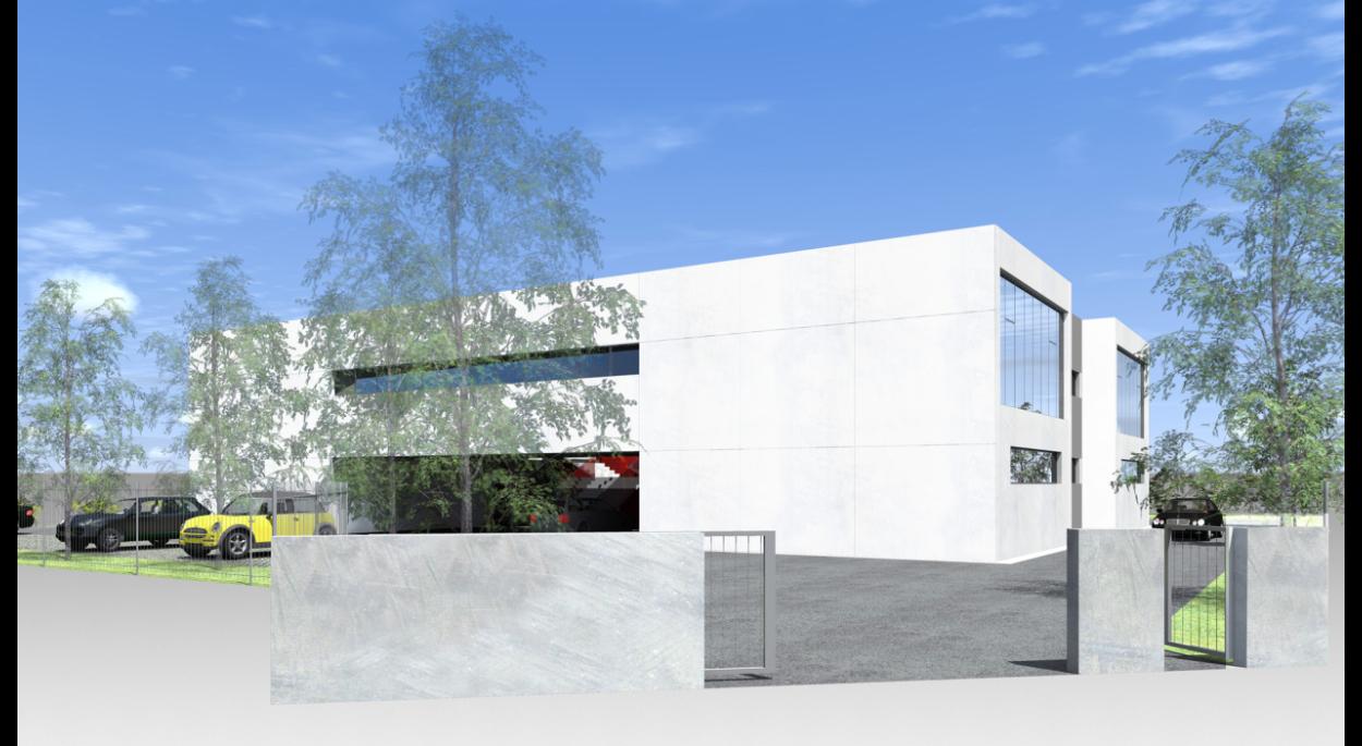 Bâtiment Tertiaire BBC à Rixheim (68)
