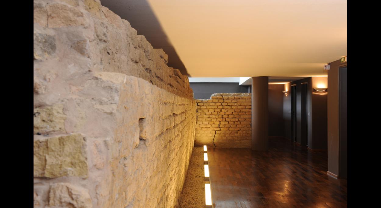 Construction d'une résidence hôtelière: VIA MAGISTRALE à Strasbourg - 67000