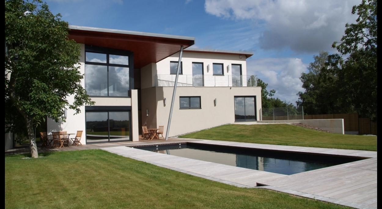 Villa à BLAESHEIM