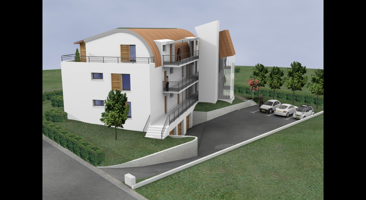 LOGEMENTS - HUNINGUE (68)