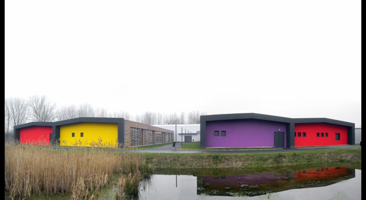Extension du Lycée J.B. Schwilgué à Sélestat (67)