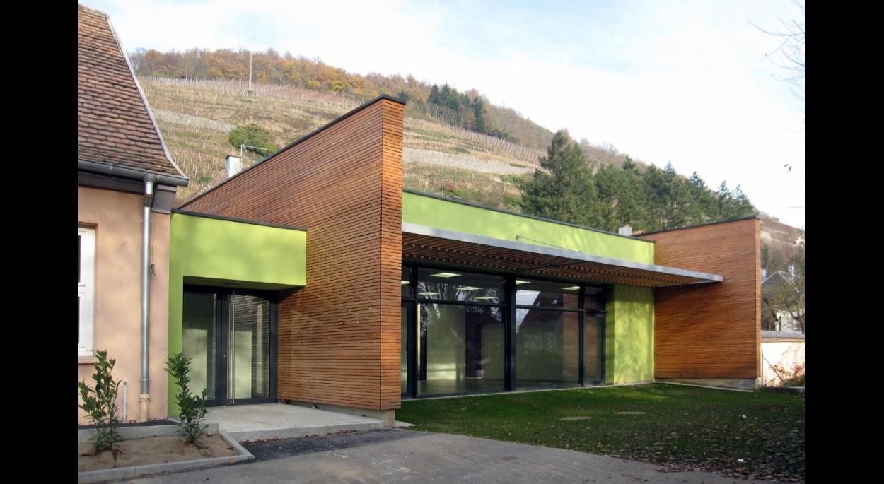 Ecole maternelle du Kattenbach (Thann 68)