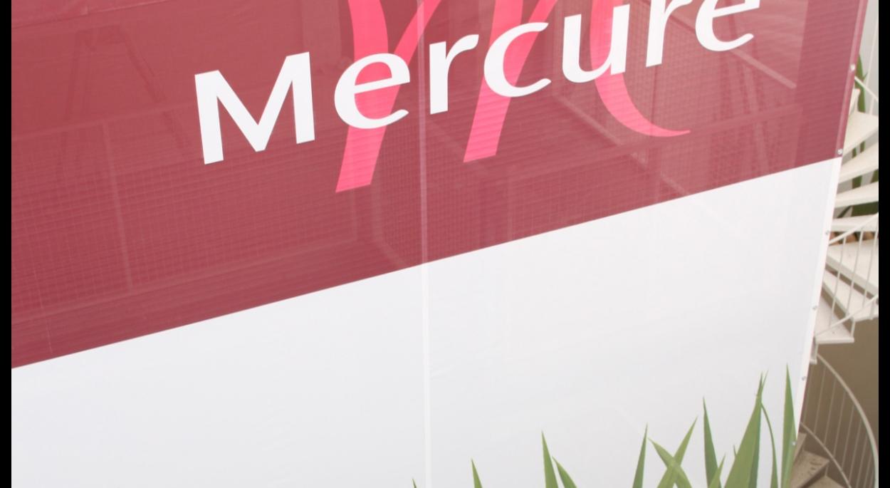 Réhabilitation de l'Hotel Mercure Saint-Jean à Strasbourg