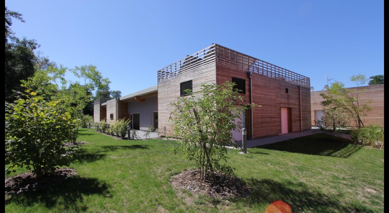 Villa Verte - Résidence de tourisme à INGERSHEIM