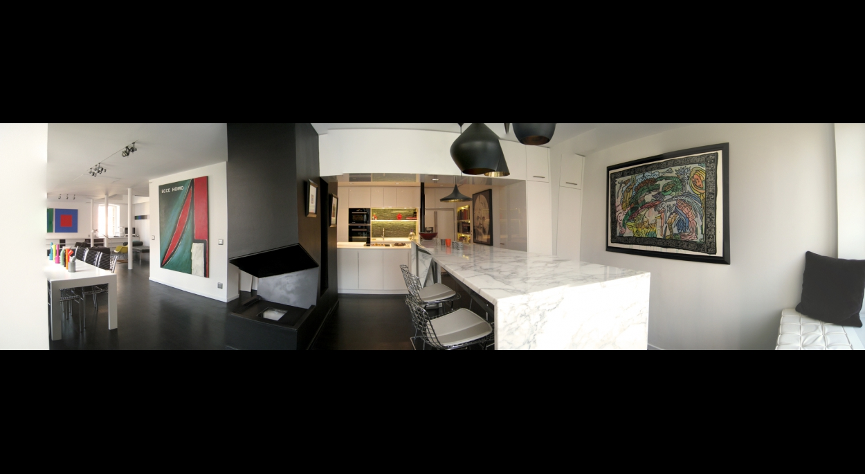 Appartement G _ cuisine