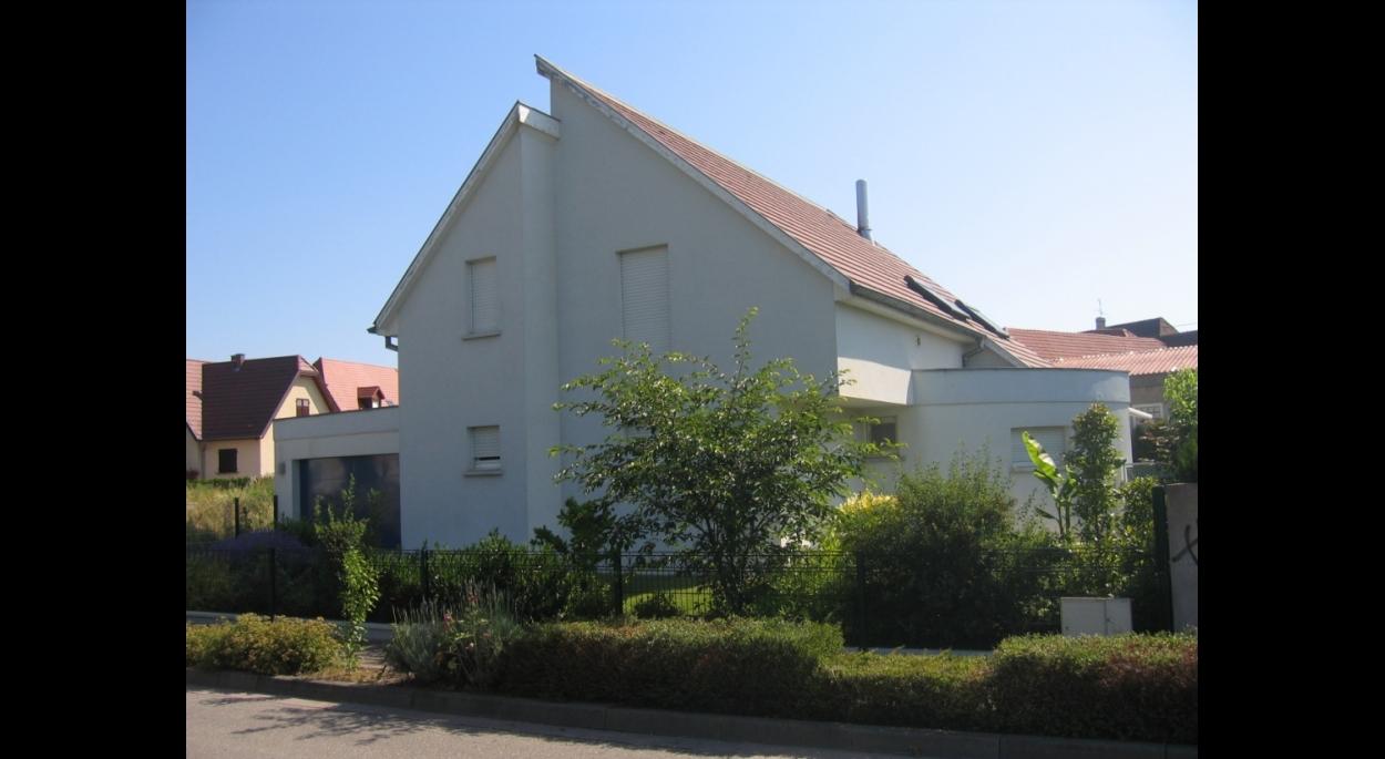 Construction d'une Maison Individuelle à WOLFISHEIM (67)