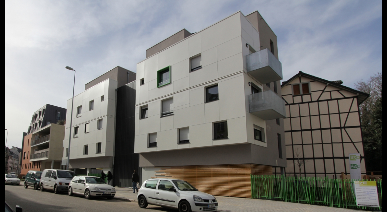 LES LOMBARDS 2 - 8 logements à Strasbourg