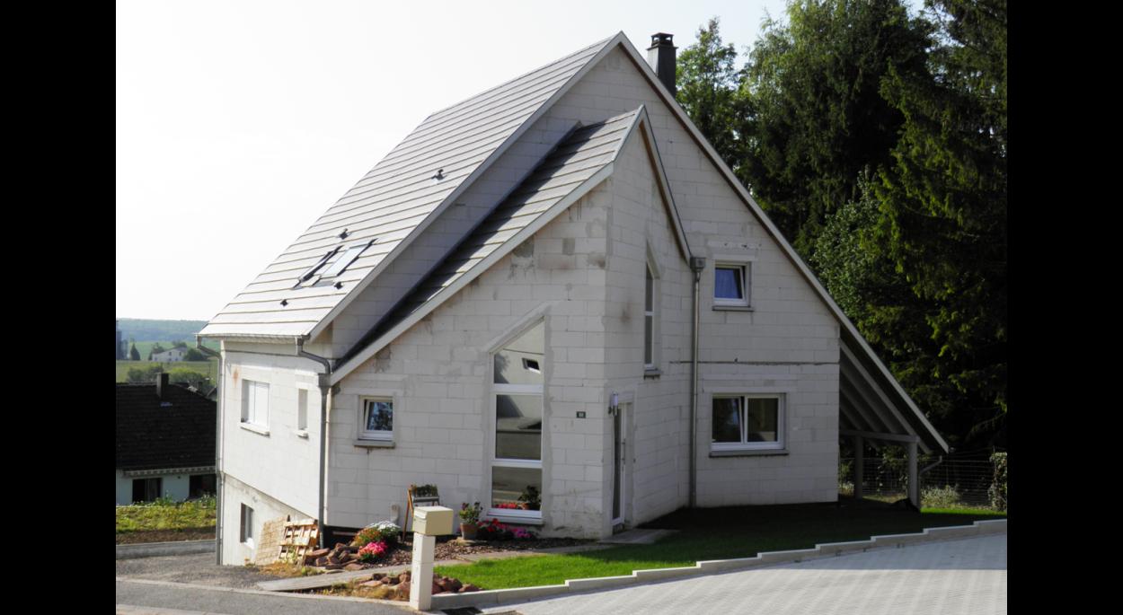 Maison d'habitation. WEINBOURG. 2008-2009