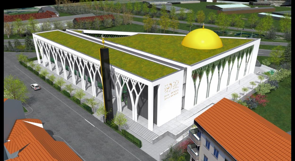 Centre Cultuel et Culturel An Nour à Mulhouse (68)