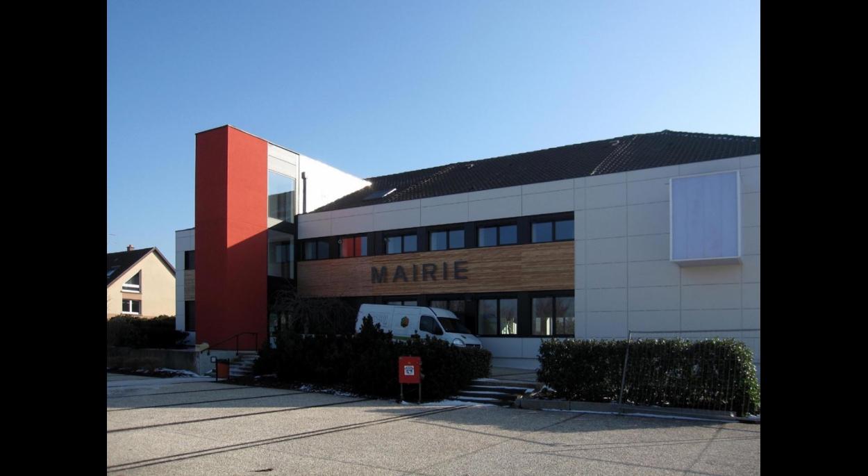 Mairie de Staffelfelden (Staffelfelden 68)