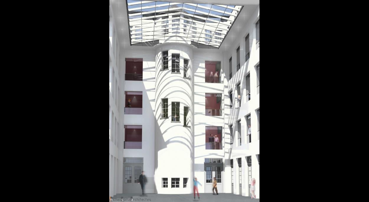 Restructuration du Palais des Fêtes à Strasbourg