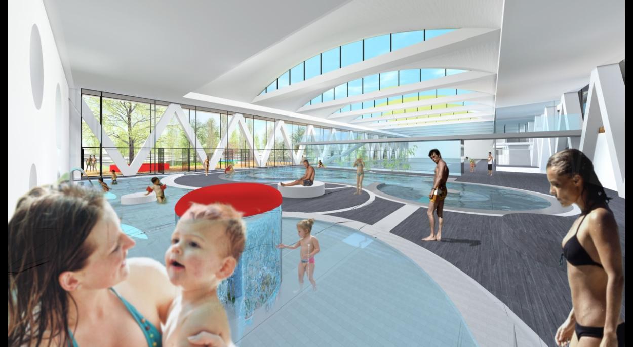Centre Aquatique à Provins (71)