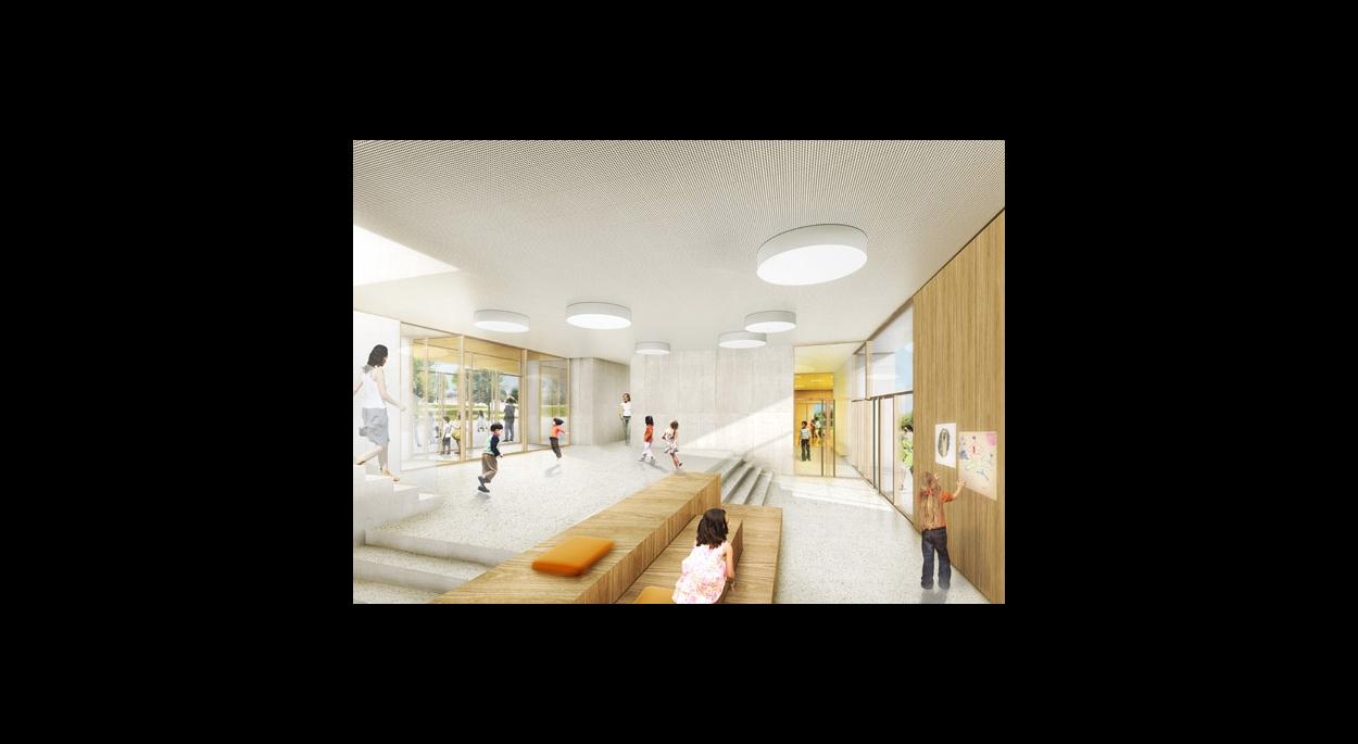 Restructuration et extension de l'école primaire Aristide Briand de Benfeld