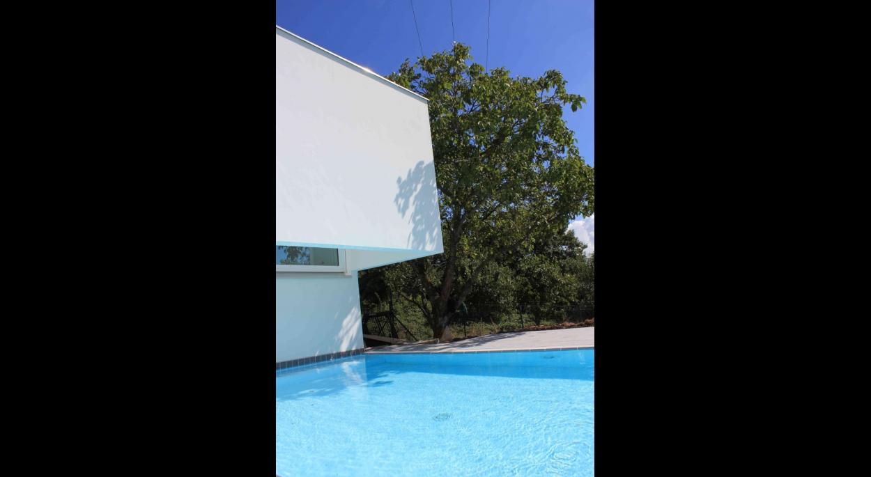 Pavillon de piscine - LEIMBACH (68)