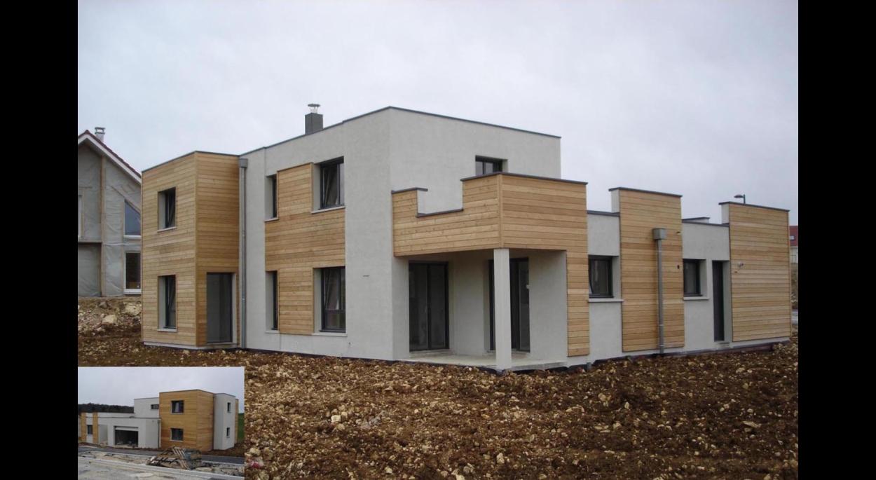 CONSTRUCTION D'UNE MAISON D'HABITATION À MONTBÉLIARD