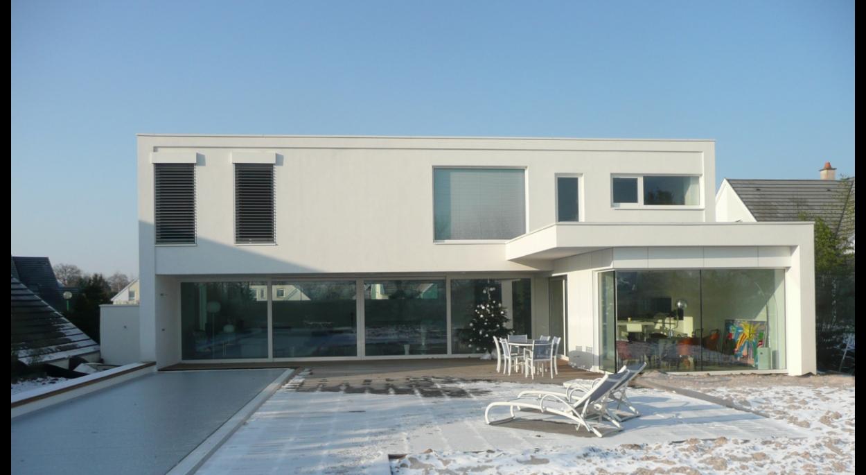 Villa à la WANTZENAU