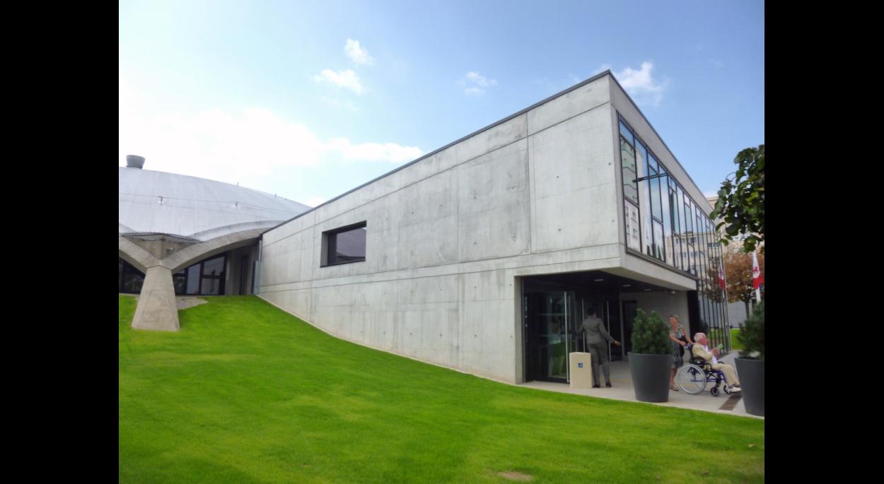 ERP de 1ere catégorie - Rénovation thermique Energivie Région Alsace