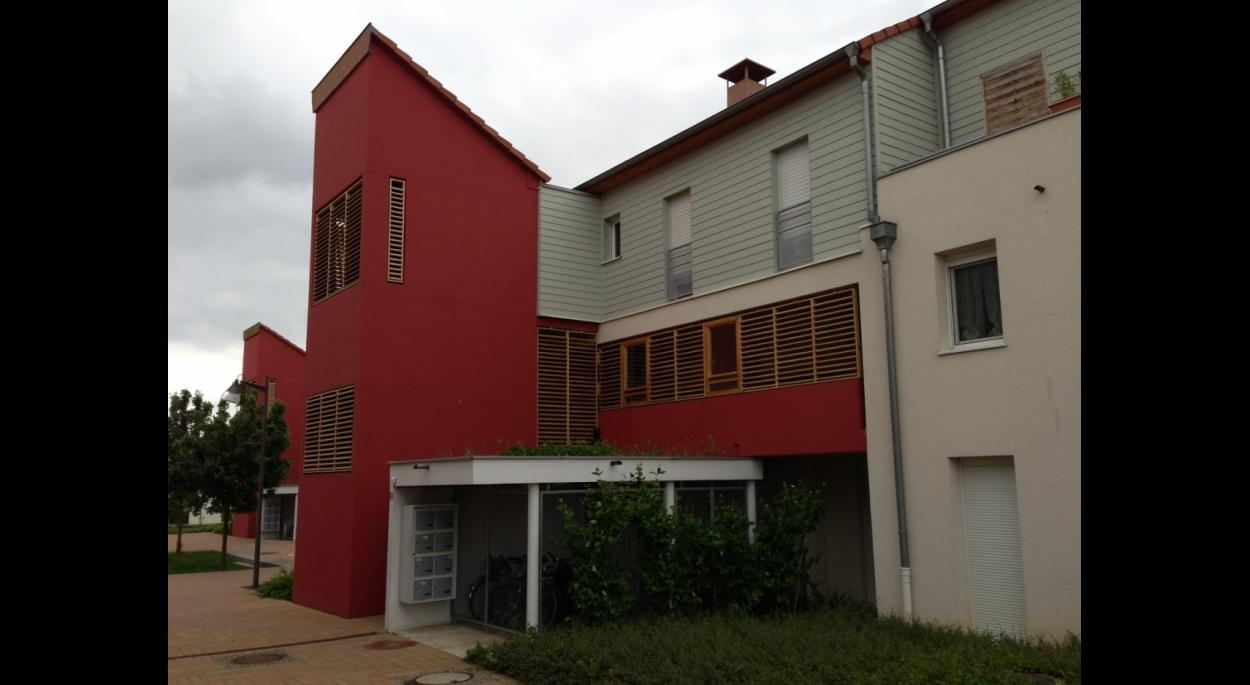 LOGEMENTS SOCIAUX à Vendenheim