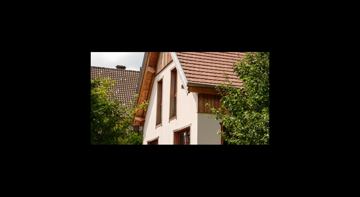 maison traditionnelle, site classé, construction neuve, ossature bois